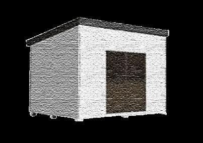 古い物入れ小屋